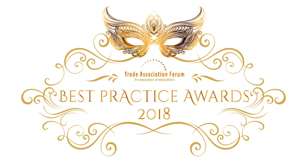 Trade Association Forum Best Practice Awards 2018
