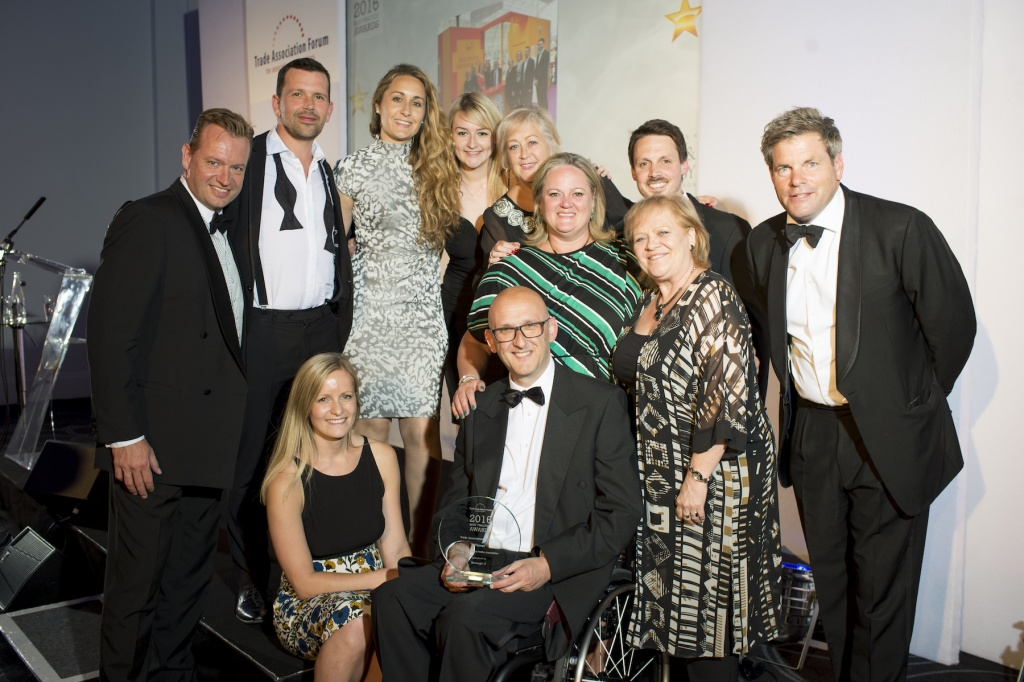 Trade Association Forum Best Practice Awards 2016