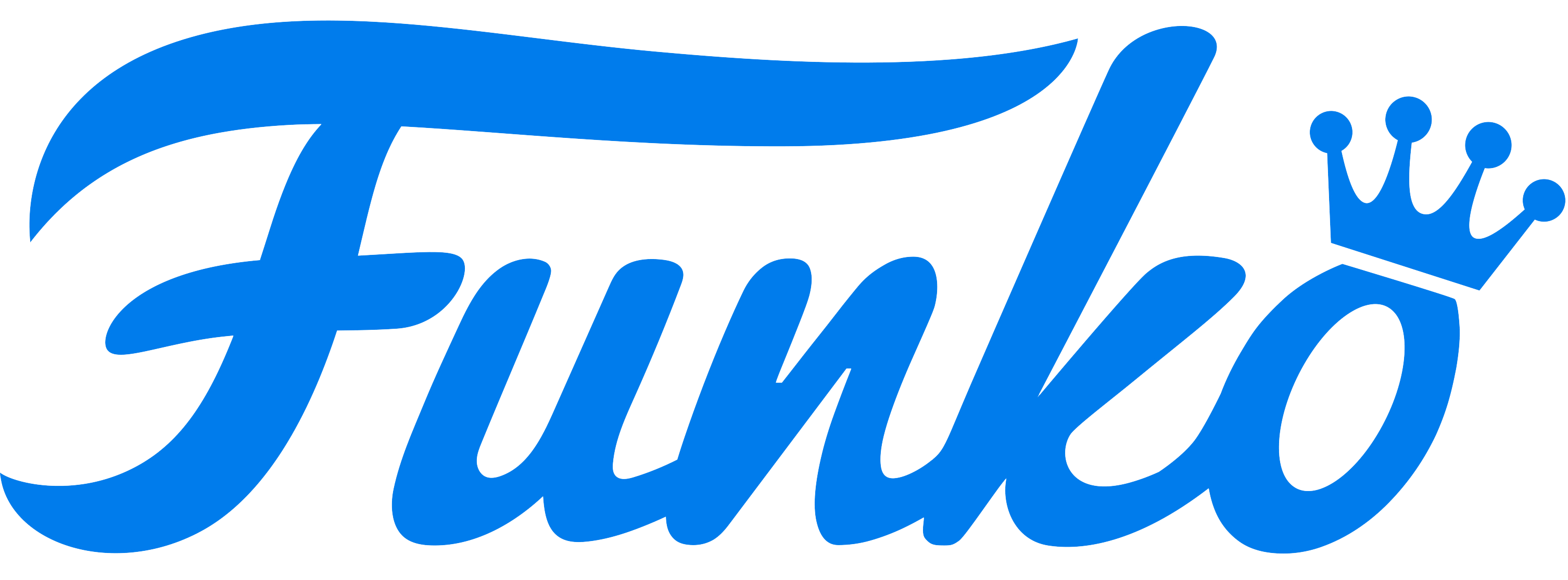 Funko Logo NEW - blue