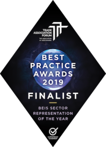 Trade Association Forum Best Practice Awards 2019