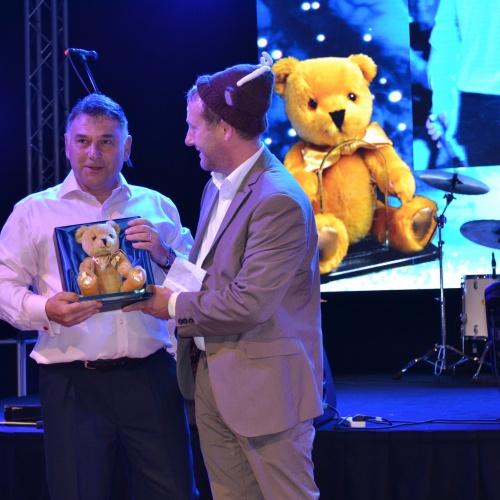 Paul Reader, Golden Teddy Award winner, May 2016