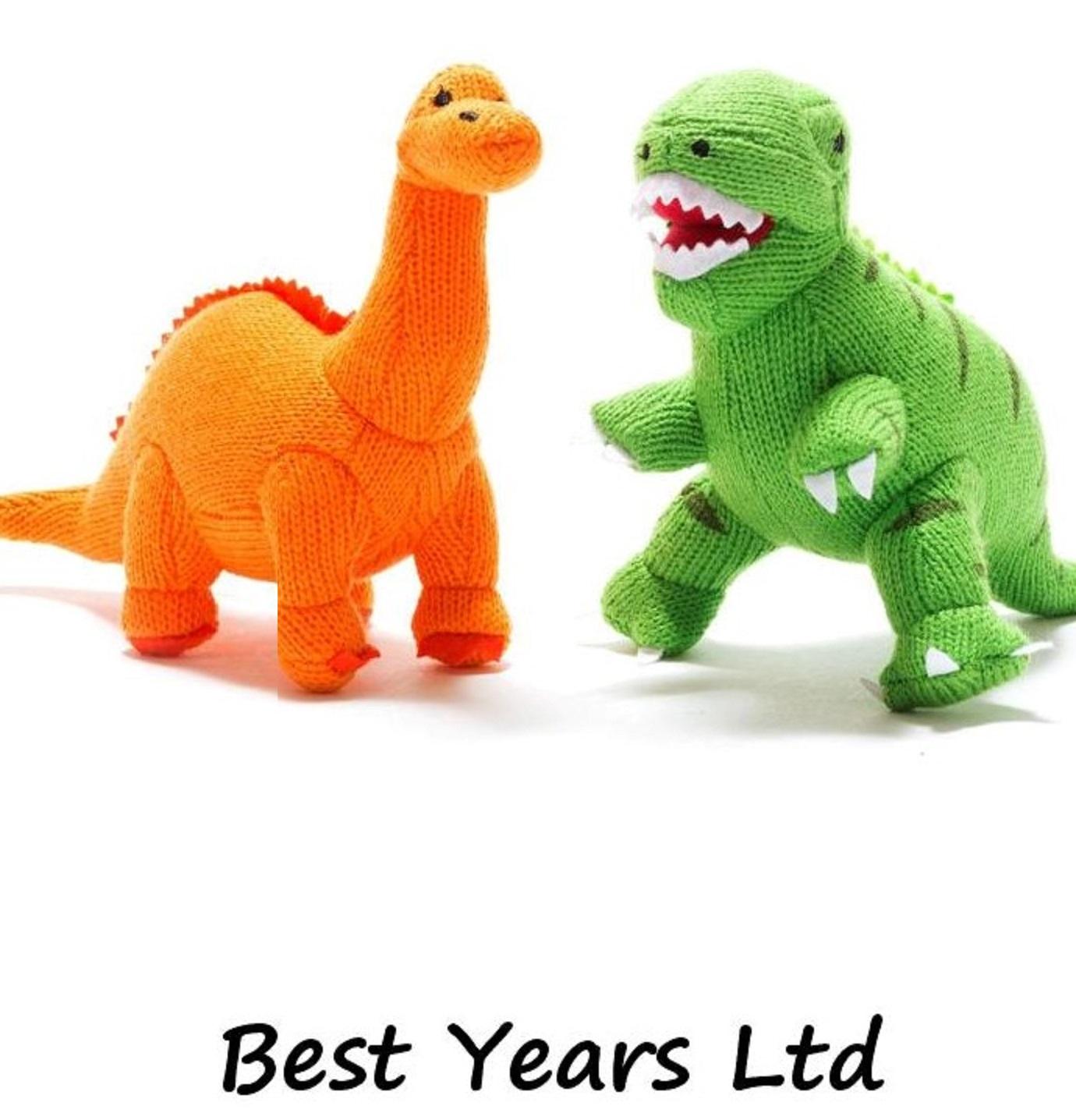 Best Years Ltd dino logo