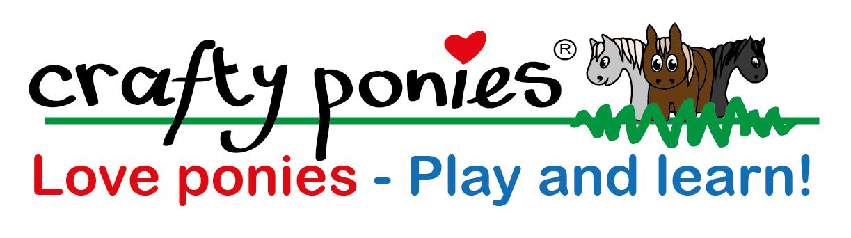 Crafty Ponies logo