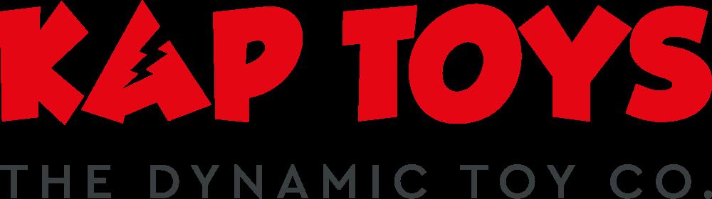 kap toys primary logo with strapline rgb