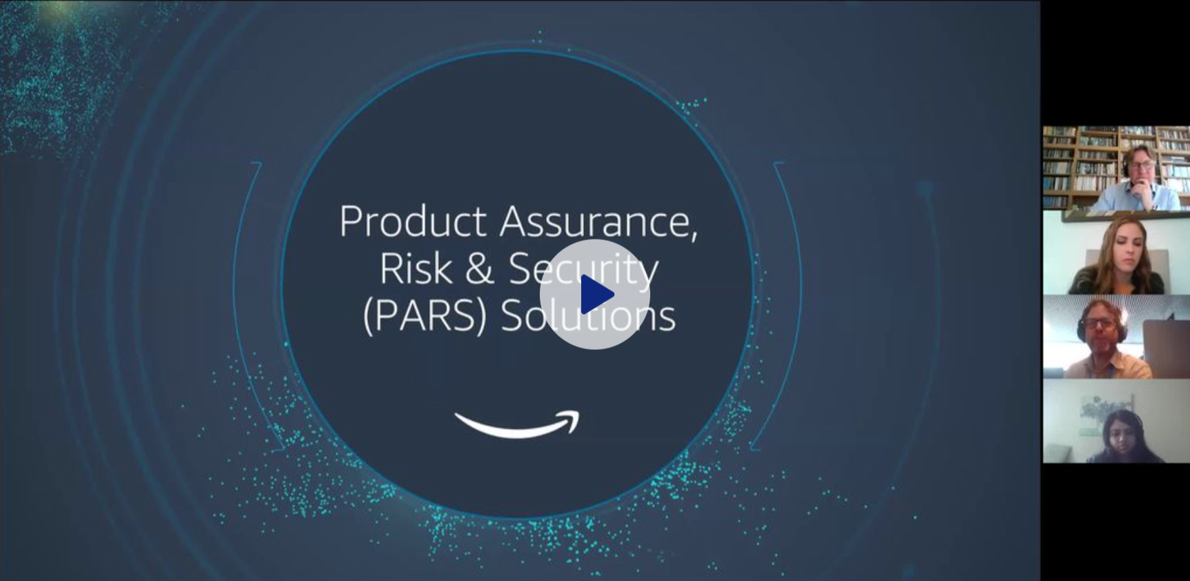 Amazon Product Assurance Webinar